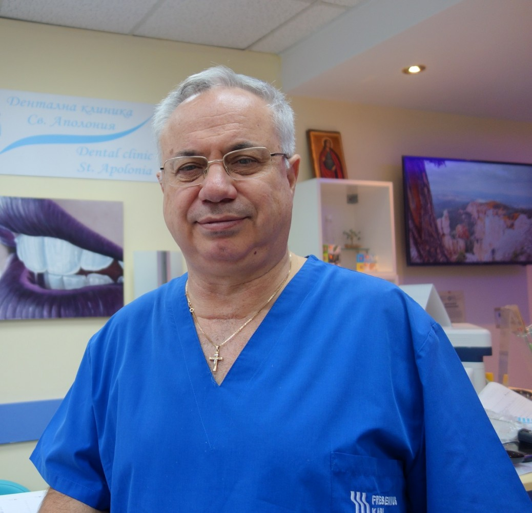 д-р Венцислав Стоев, зъболекар, постуролог